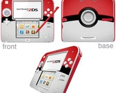 Pokmon Pokeball Vinyl Skin Sticker for Nintendo DS liteDSiDSi xl3DS3DS xlNew 3DS cstickNew 3DS xl cstick2DS