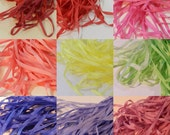 4 mm Hand Dyed Silk Ribbon