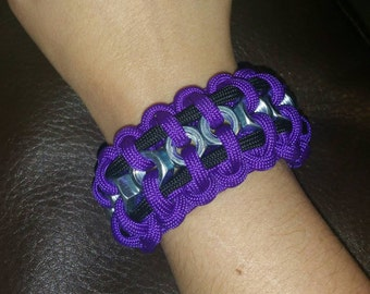 The hex nut bracelet