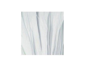 Raffia white mast - artificial raffia - 10gr - raffia Ribbon - raffia thread