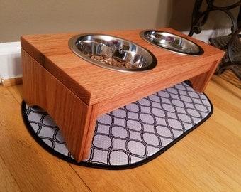 Elevated Pet bowl