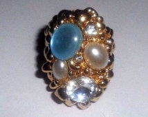 Ring Of Intuition ~ Haunted Psychic Divination Notion SPELL CAST Djinn Paranormal Oddity Not Doll