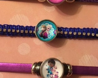 Fun New Interchangeable Snap Bracelets for Kids of All Ages - Many Colors to Choose From!