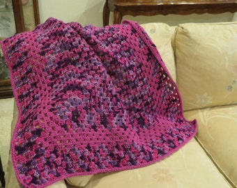 Multi Pink Blanket