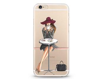 Take a Break - iphone 6s case, clear iphone 6 case, clear iphone case ,clear iphone cases