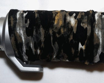 Camouflage cover / coating for lenses