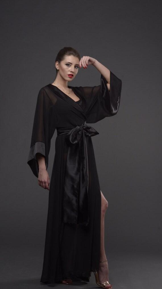 Womens Kimono Robe