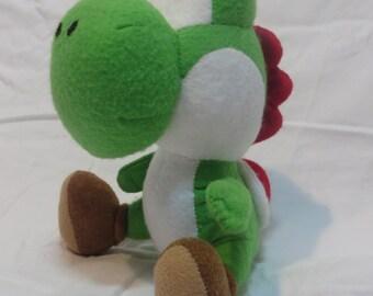 Felt plushie etsy for Yoshi plush template