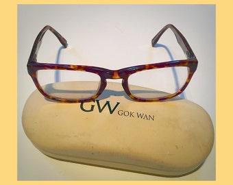Vintage style GW Glasses Frames