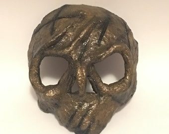 Skarred Skull Mask