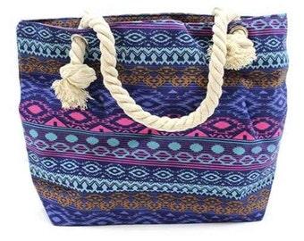Rope Handle Bali Bag