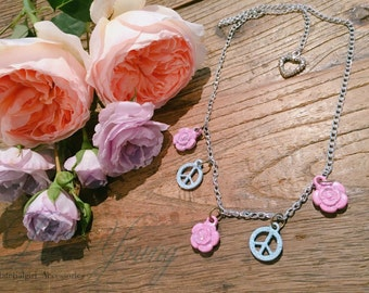 Sweety Peace Necklace