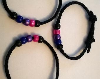 Bi Pride Bracelet