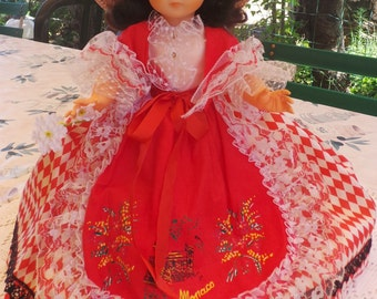 Monaco Monaco 1950 s collector's Doll!
