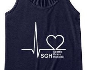 Greys Anatomy Tank!