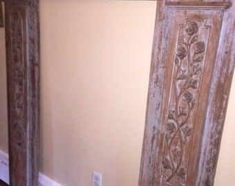 Large Wood Carved Frame