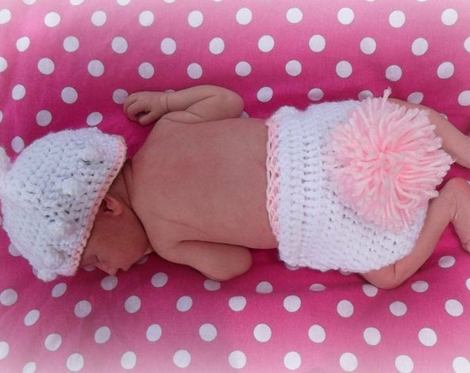 Bunny newborn set