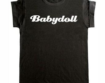 BABYDOLL Black