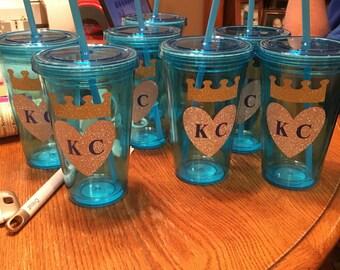 KC tumbler cup