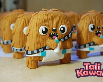 Baby chewie necklace