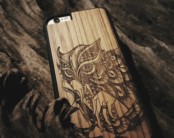 iPhone 6/6s Case : Wise Owl