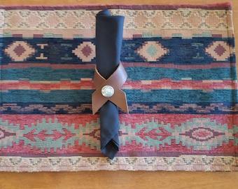 Southwest design Placemats set of 6