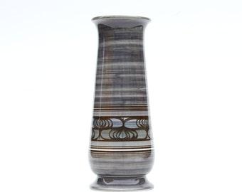 High retro vase