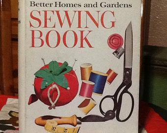 BH&G Sewing Book