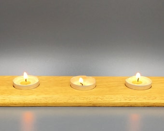 Tea Candle Platter