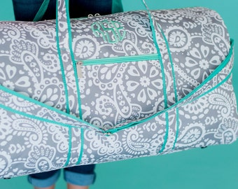 Parker Collection, FREE Personalization, Parker Duffel, Parker Cosmetic Bag, Personalized Duffel, Personalized Toiletry Bag, Luggage