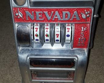 Las Vegas Nevada toy slot machine