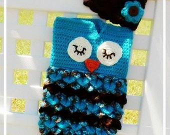 Newborn Owl Layette