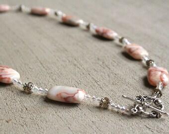 Orange Dreams Necklace (#1004)