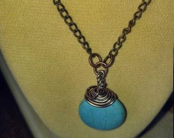 """20"""" Pendant Necklace"""