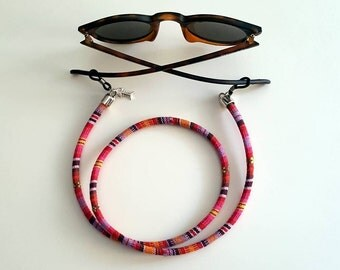 Cord hangs glasses Orossei