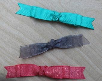 Simple Sues Bows Set of Three