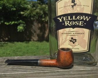 Whiskey treated pipe
