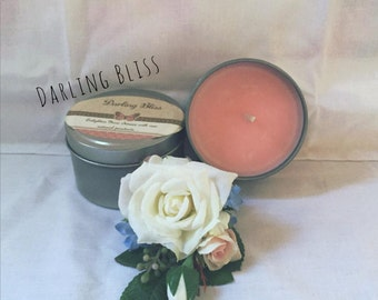 Travel Tin Soy Wax Candles