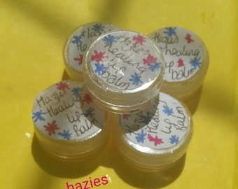 hazies healing lip balm