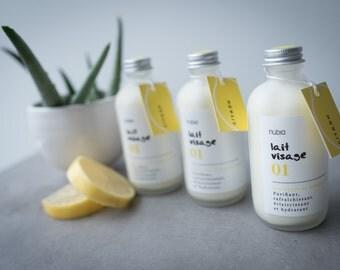 Milk cleanser & efficient no01 bio - lemon. 120 ml