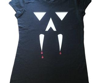 Pumpkin Vampire T-shirt