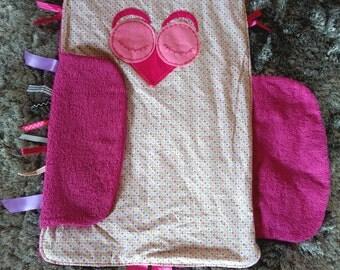 baby diaper change blanket/ matela a langer