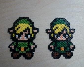 Link from Legend of Zelda.