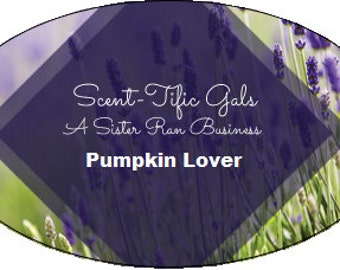 16 oz Soy Candle Pumpkin Lover Collection
