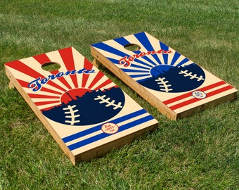Toronto Blue Jays Cornhole Board Set