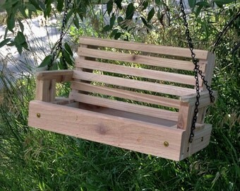 Porch Swings Etsy