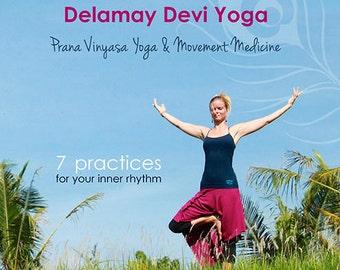 Prana Vinyasa Yoga & Movement Medicine DVD