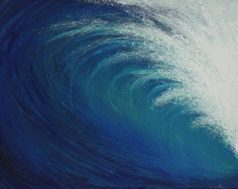 Abstract Art, Modern Art, Original Art. Acrylic on Canvas