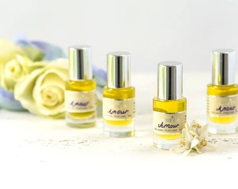 Amour Organic Rollon Perfume