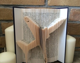 Red Arrow Book Art